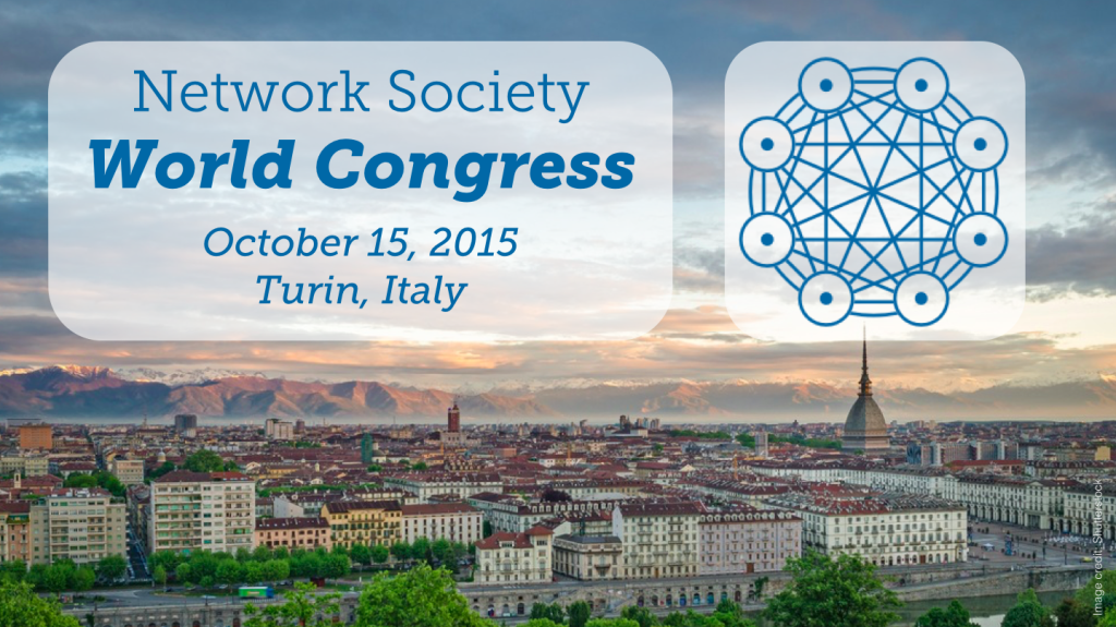 Network Society World Congress Event Cover Image