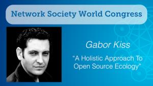 Netsoc Congress 2015 Speaker - Gabor Kiss